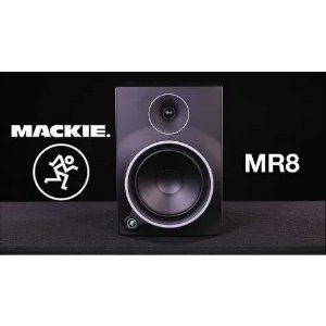 Monitor De Referencia Para Studio MACKIE MR8-MK3