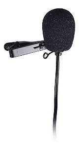 Microfone KARSECT Avulso Com Lapela- LT4A