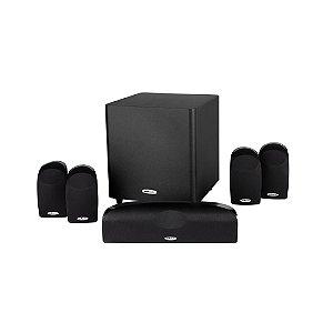 Conjunto De Caixa Acústicas 5.1 Com Sub Ativo TL1 600 - POLK AUDIO
