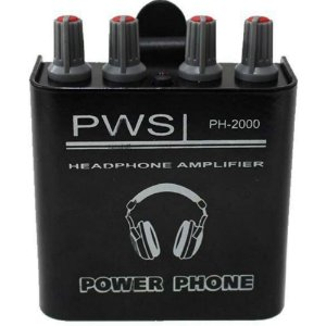 AMPLIF PWS HEADPHONE PH 2000
