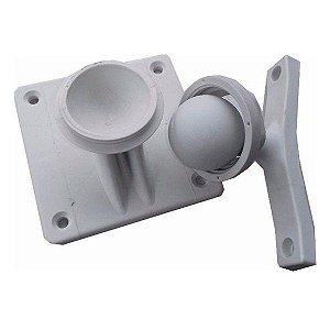 Suporte Plástico Para Caixa LW3/Ps50/La90 Branco - STANER
