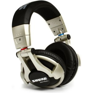Fone De Ouvido Profissional Headphone SRH750DJ - SHURE
