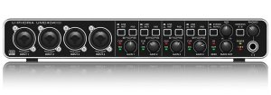 INTERFACE BEHRINGER UMC 404hd