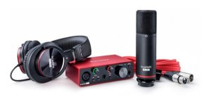 INTERFACE FOCUSRITE SOLO STUDIO KIT 3 ger