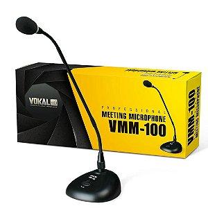 Microfone Gooseneck De Mesa Vokal - Vmm100