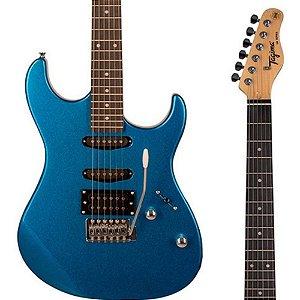 Guitarra Tagima Eletrica modelo TG-510 MB-MBL Metallic Marin