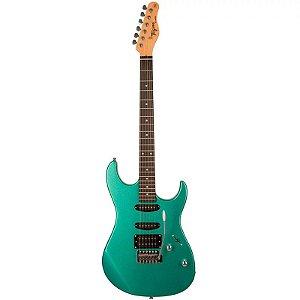 GUITARRA ELETRICA TAGIMA TG-510 (MSG (Metallic Surf Green