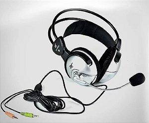 Fone de Ouvido Headset Headphone 466M - TSI