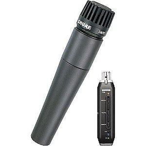 Microfone para Instrumentos SM57 X2U - SHURE