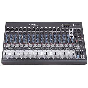 MESA DE SOM LL AUDIO - XMS 1602 D