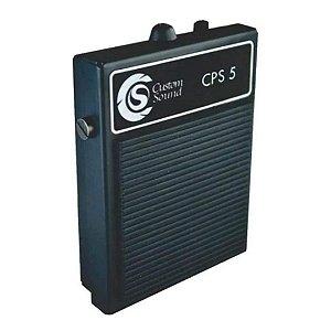 Pedal Sustain Para Teclado CPS 5 - CUSTOM SOUND