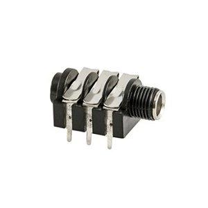Plug Jack Estéreo Plástico SK-147 - CSR
