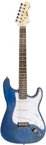 GUITARRA NEWEN - ST BLUE WOOD