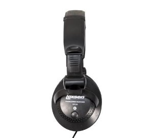 Fone de Ouvido Lexsen LH120 Headphone Profissional Dinâmico