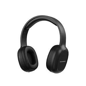 Fone De Ouvido Bluetooth Sem Fio Telefunken H500 Bt Preto