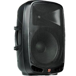 Caixa Acústica Ativa PS1201A 12 Polegadas Preta - Staner