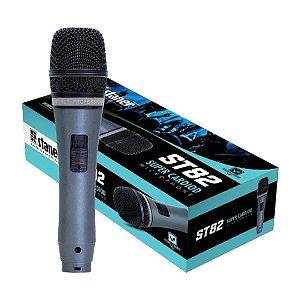 Microfone Dinamico Super Cardioide De Mão Staner ST-82 SE-69