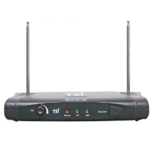 Microfone sem Fio Headset VHF MS125 CLI - TSI