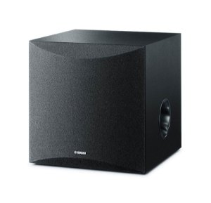 Subwoofer Yamaha NS-SW050BL P/ Home Theater 8 Polegadas