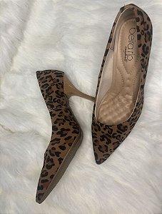 Sapato Scarpin Onça, Beira Rio Conforto