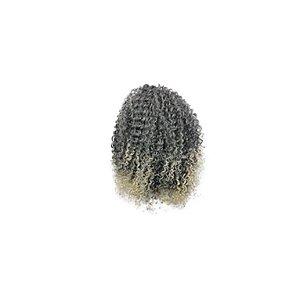 Afro Puff G P10 - Cherey (cor T1/613 - CASTANHO + LOIRO CLARO)