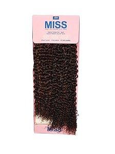 CABELO Milena ( cor  SP2/4/30 Castanho escuro mesclado com loiro mel  ) - Linha MISS (260gr)