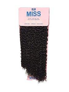 CABELO Milena ( cor 1 Preto  Castanho escuro mesclado com loiro mel ) - Linha MISS (260gr)
