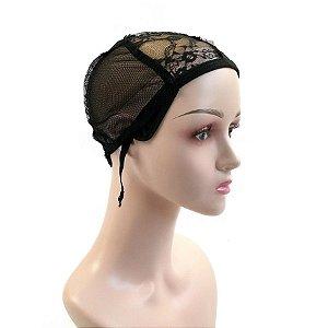 Touca Para Confecção De Peruca Wig Laces