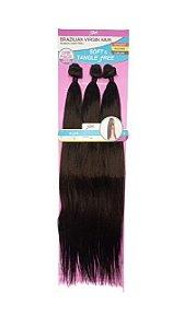 Cabelo Alba Brazilian Virgin Hair cor 2