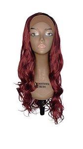 Peruca Jacinta Faixa - Fashion Line  (Cor OT4/BUG)  + Grátis um suporte de peruca
