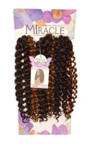 Cabelo Miracle Helena 220g cor SP2/4/30