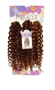 Cabelo Miracle Helena 220g cor HL433/613+1427A