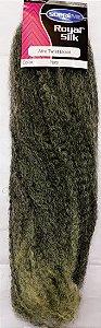 Marley Afro Twist Crochet Braids ( COR T4/613 CASTANHO COM LOIRO CLARO )  110G – Cherey