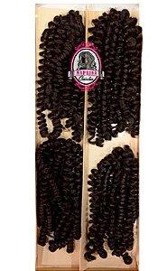 Cabelo Silvia Mérica Hair 200g  ( cor 2 castanho escuro )