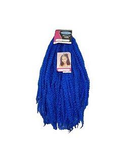 Marley Afro Twist 110g - Cherey  ( COR BLUE )