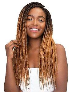 HAVANA MAMBO TWIST - Black Beauty (cor T1/27 - Preto + Loiro mel)
