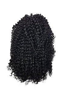 Afro Puff G P10 - Cherey (cor 2 - Castanho escuro)