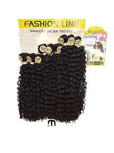 Cabelo O'linda (Olinda) – Fashion Line ( cor 2 castanho escuro )