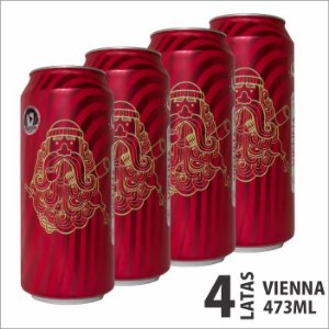 VIENNA 473ML PACK 4un