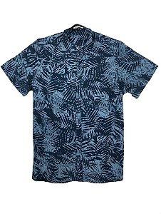 Camisa Floral de Viscose