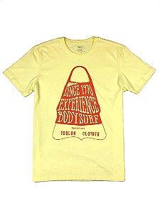 Camiseta Estampa Nadadeira Body Surf
