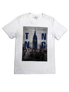 Camiseta Estampa TLN NYC