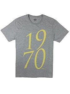 Camiseta Estampa 1970