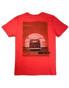 Camiseta Estampa Kombi