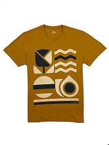 Camiseta Estampa Balinesia