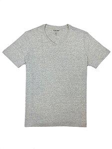Camiseta Lisa Premium Gola V
