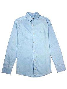Camisa lisa Tricoline ML