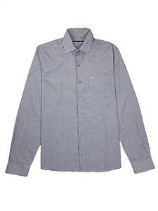 Camisa Elaborada Fio Tinto ML
