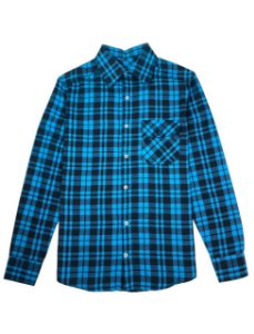 Camisa Elaborada Xadrez ML