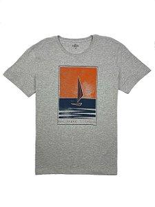 Camiseta Estampa Horizonte